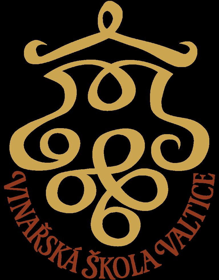 Střední odborná škola vinařská Valtice - logo