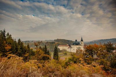 Visit Chateau Křtiny
