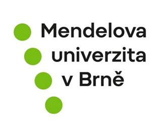 Mendelova univerzita vBrně – Školní zemědělský podnik Žabčice - logo