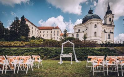 Zažijte kouzelnou svatbu na zámku