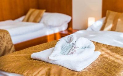 Užijte si pohodlné ubytování